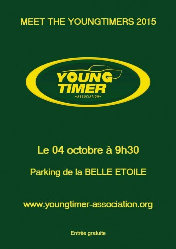 rassemblement youngtimers 2015 - 1