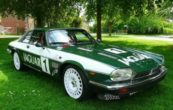 Jaguar XJS 5,3 - 4
