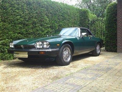 Jaguar XJS 5,3 - 5