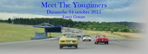 Meet the youngtimers 2015
