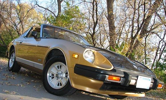 Nissan 280 ZX - 1