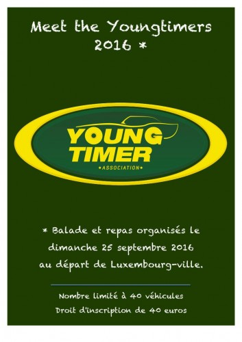 Youngtimer luxembourg