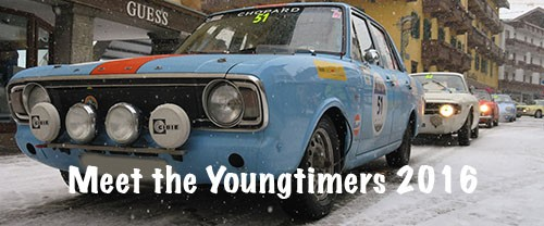 Rassemblement youngtimer association